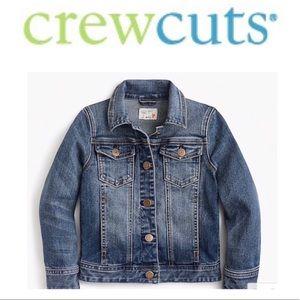 Girls Crewcuts Jean jacket